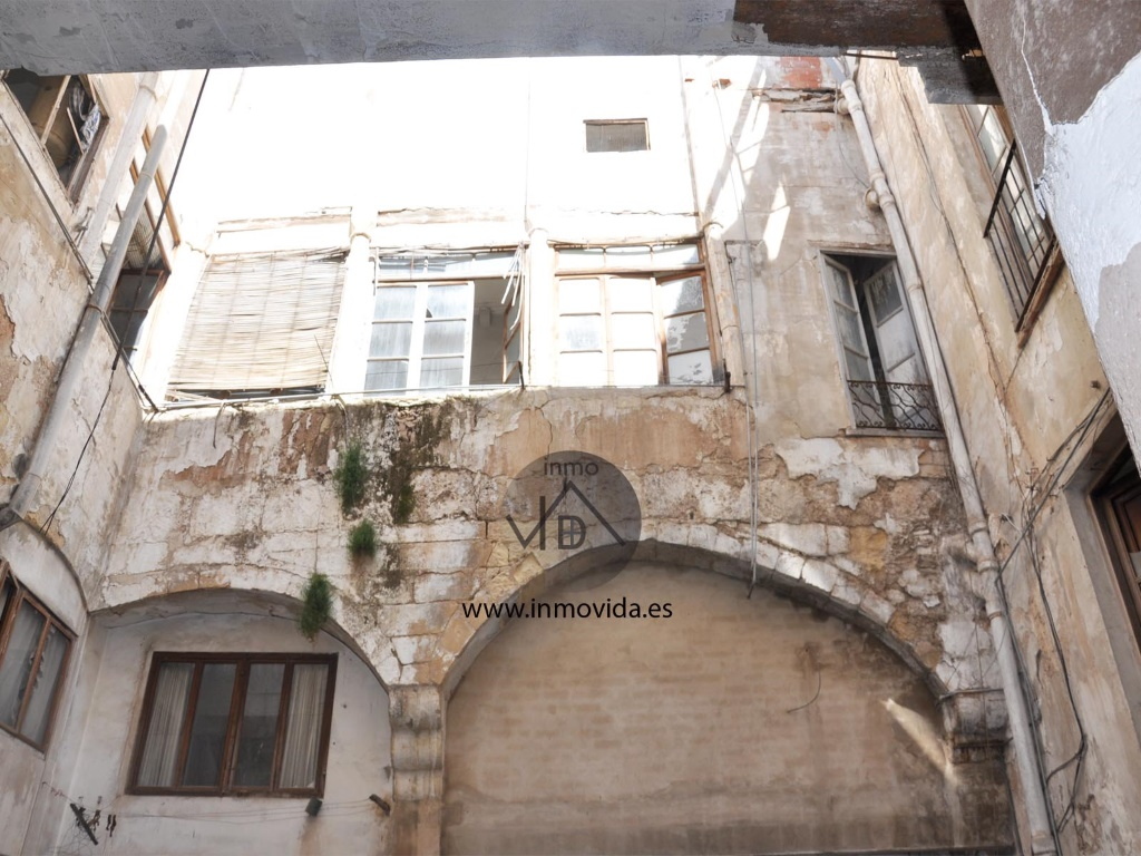 Inmovida Inmobiliaria casa antigua Xátiva