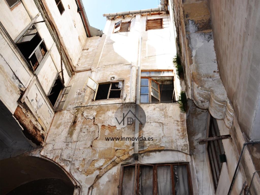 patio casa casco antiguo