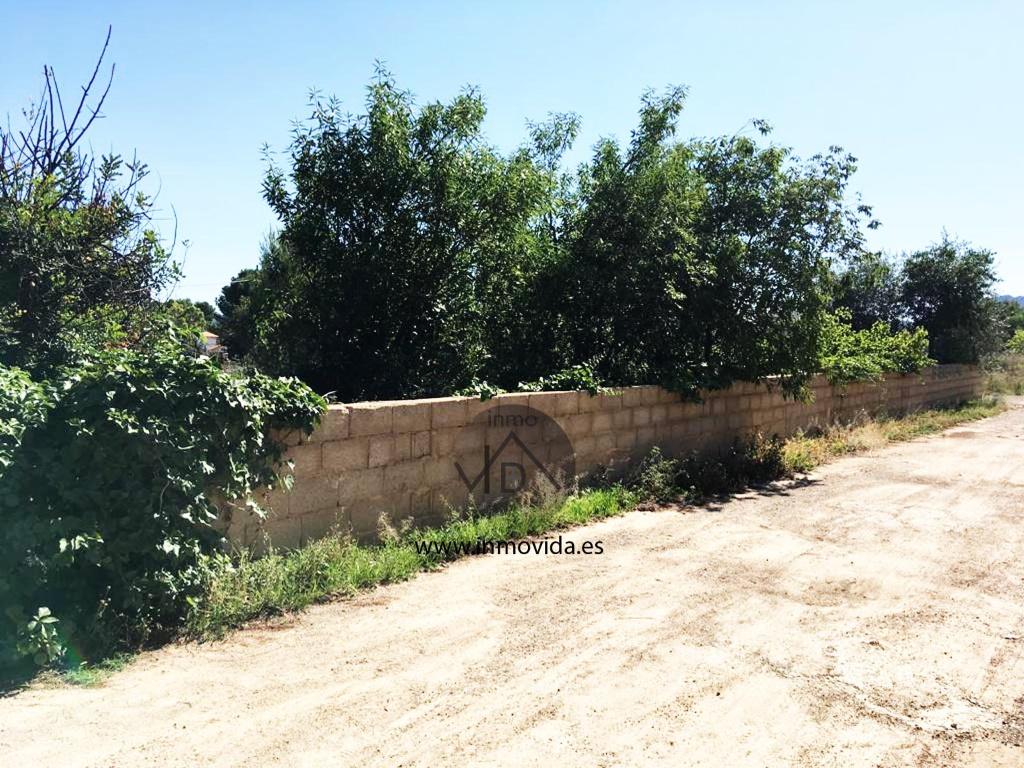 Venta de solar urbano en L'Alcudia de Crespins