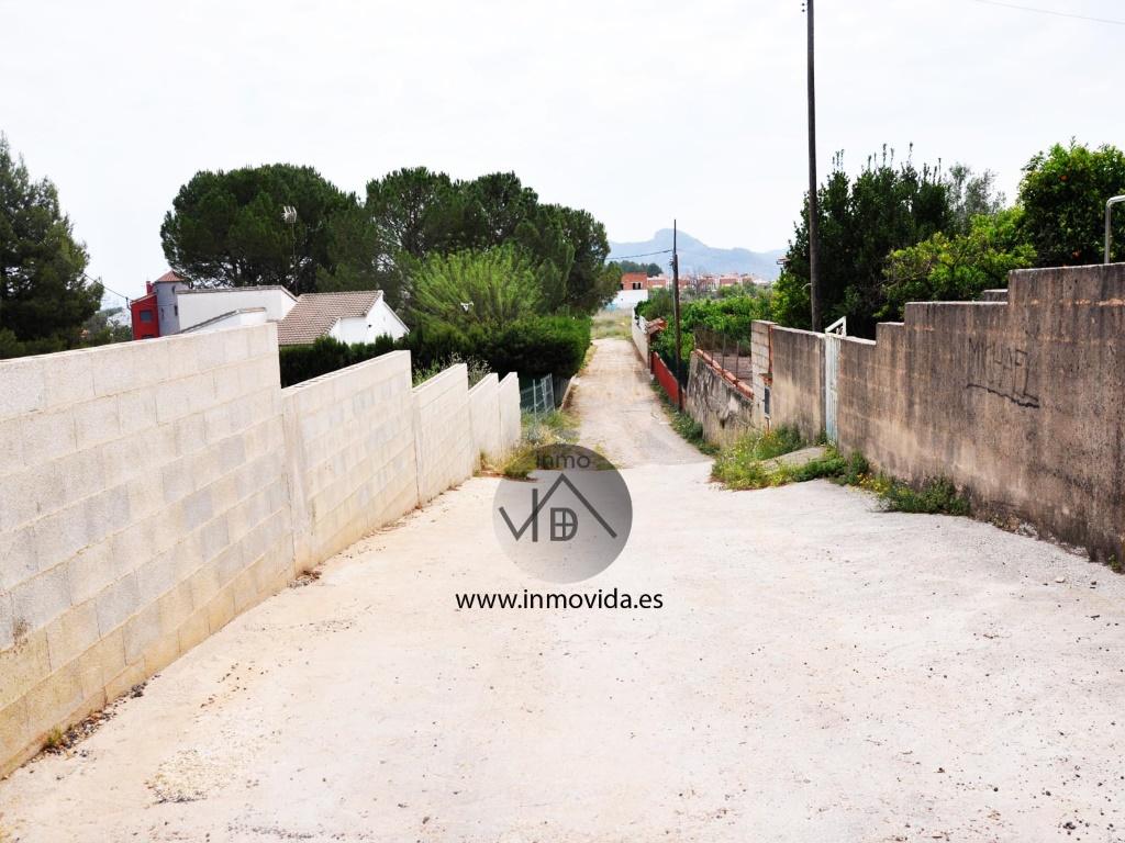 terreno en venta alcudia de crespins inmovida inmobiliaria