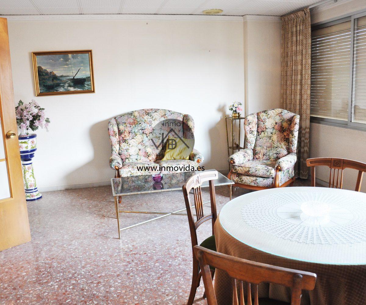 Comedor piso centro xativa inmovida