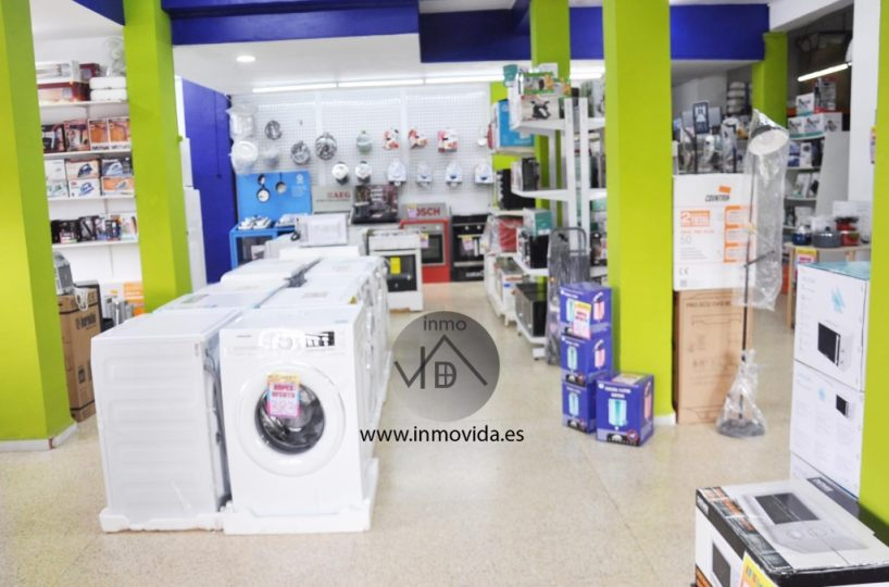 comprar local comercial en canals inmovida