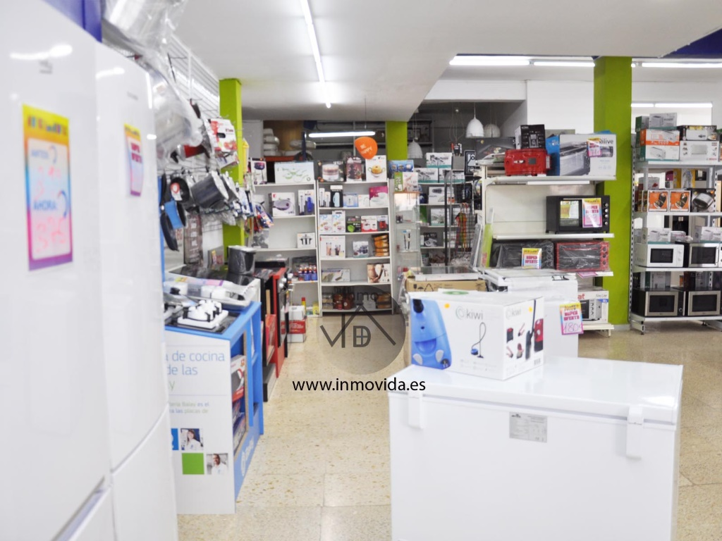 comprar local comercial buena zona canals