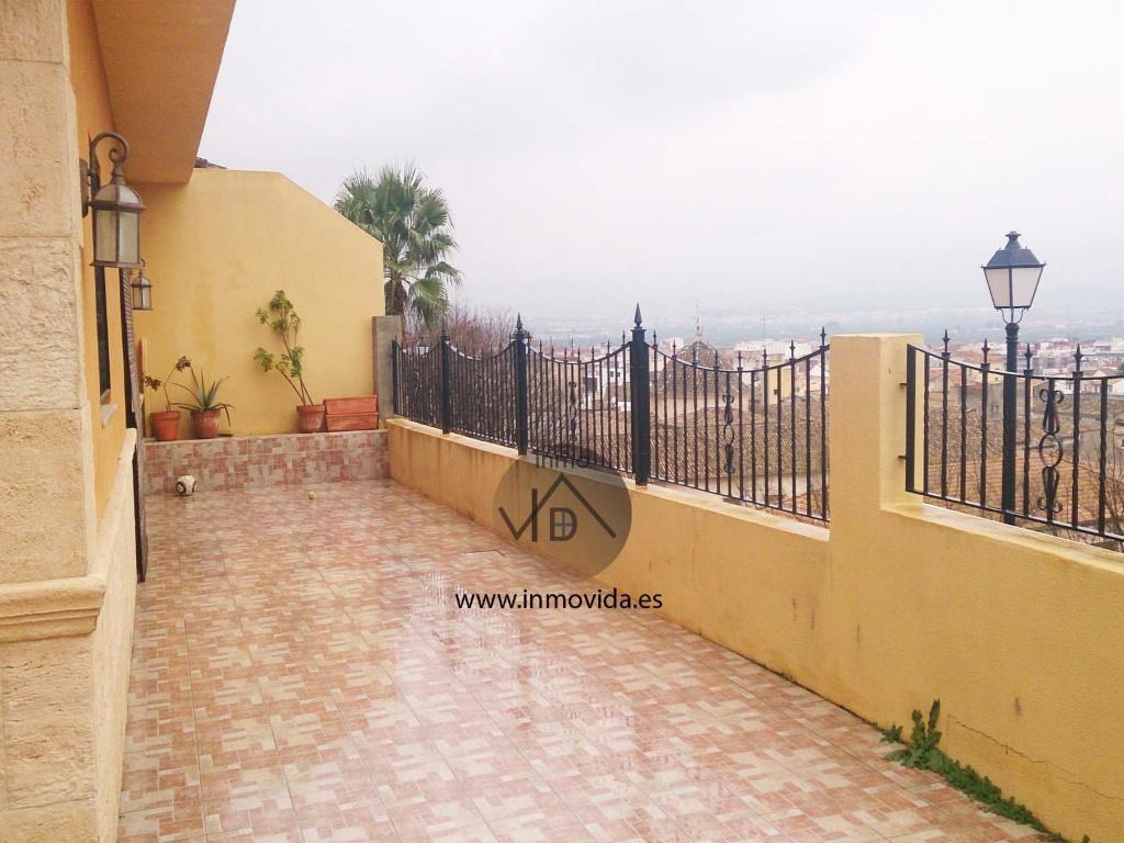 balcon terraza casa en venta en xativa casco antiguo