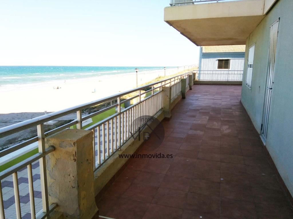 apartamento para alquiler playa de sueca inmovida inmobiliaria