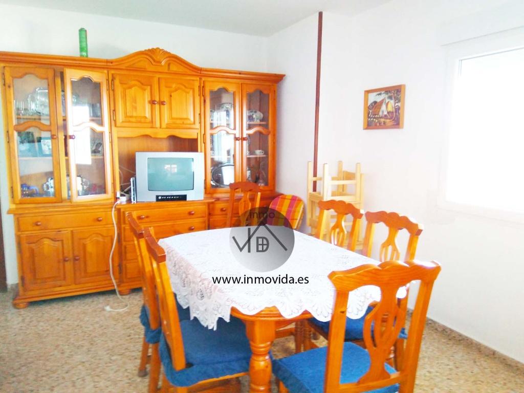 salon apartamento en primera linea playa mareny de barraquetes