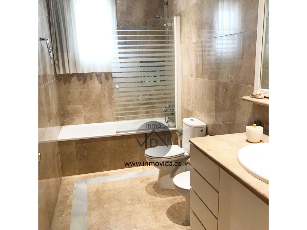 baño piso lujo en xativa inmovida inmobiliaria