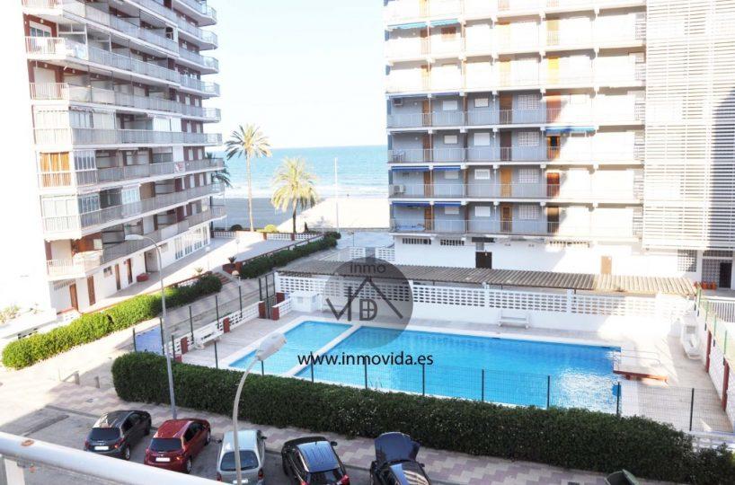 vistas al mar apartamento cullera inmovida inmobiliaria