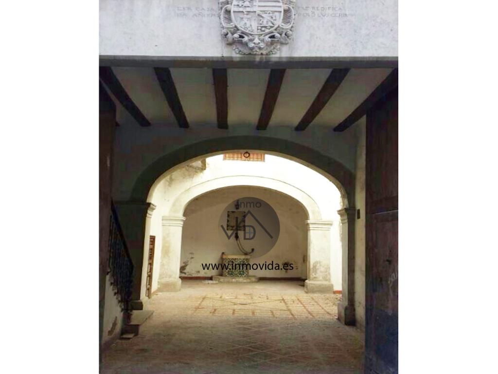 Casa señorial en Xativa