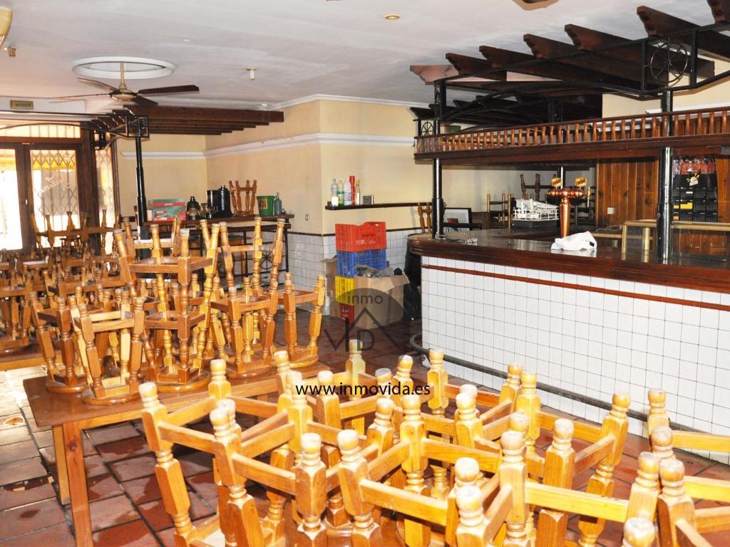inmobiliaria inmovida alquiler y venta de bar en xativa