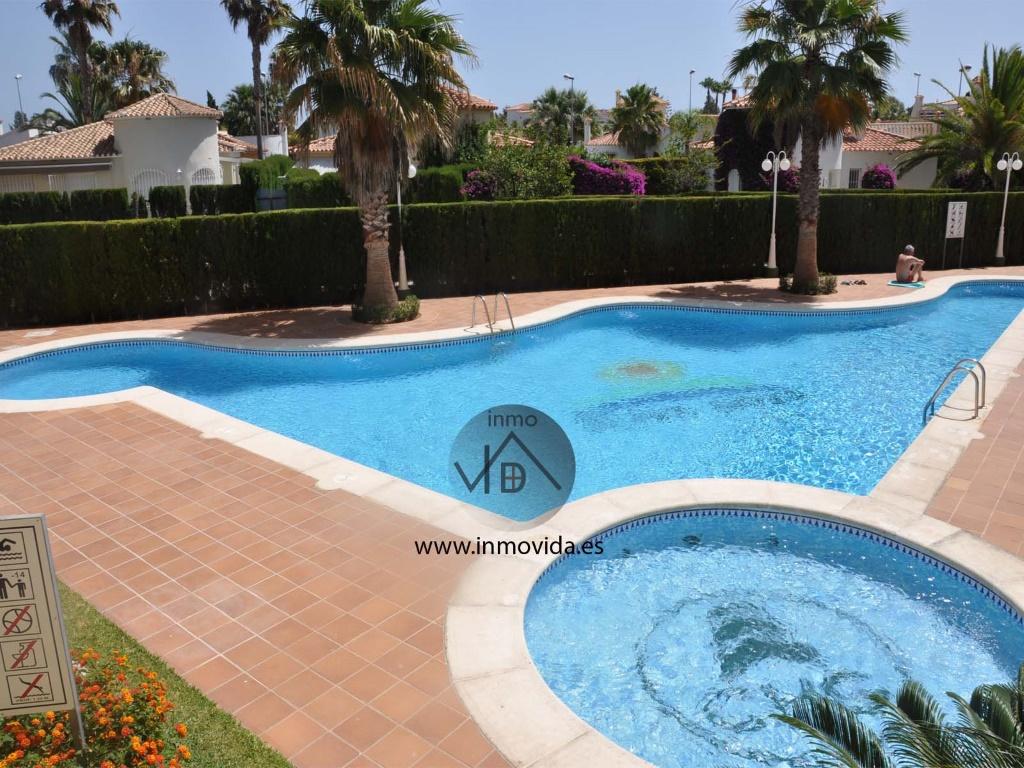 piscina inmobiliaria inmovida apartamento en oliva