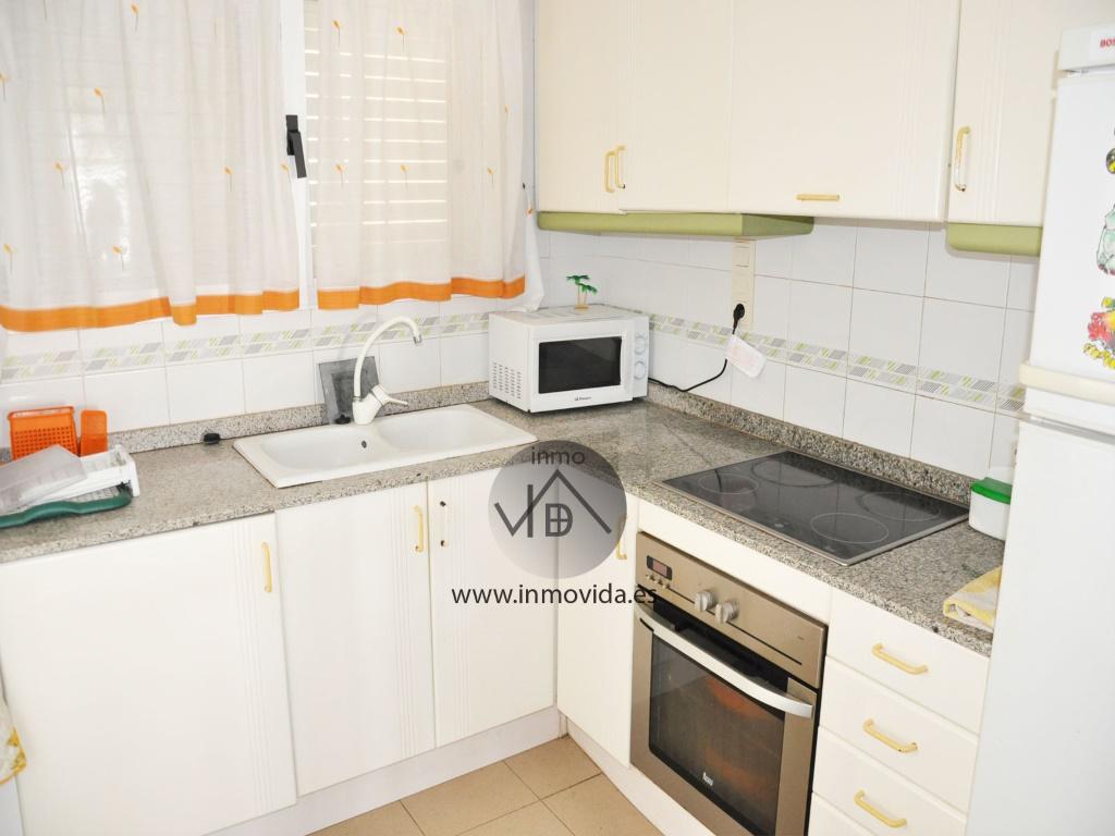 Apartamento en Oliva, cocina