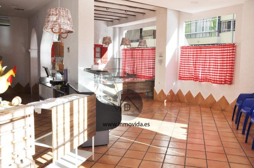 local comercial en xativa amplio