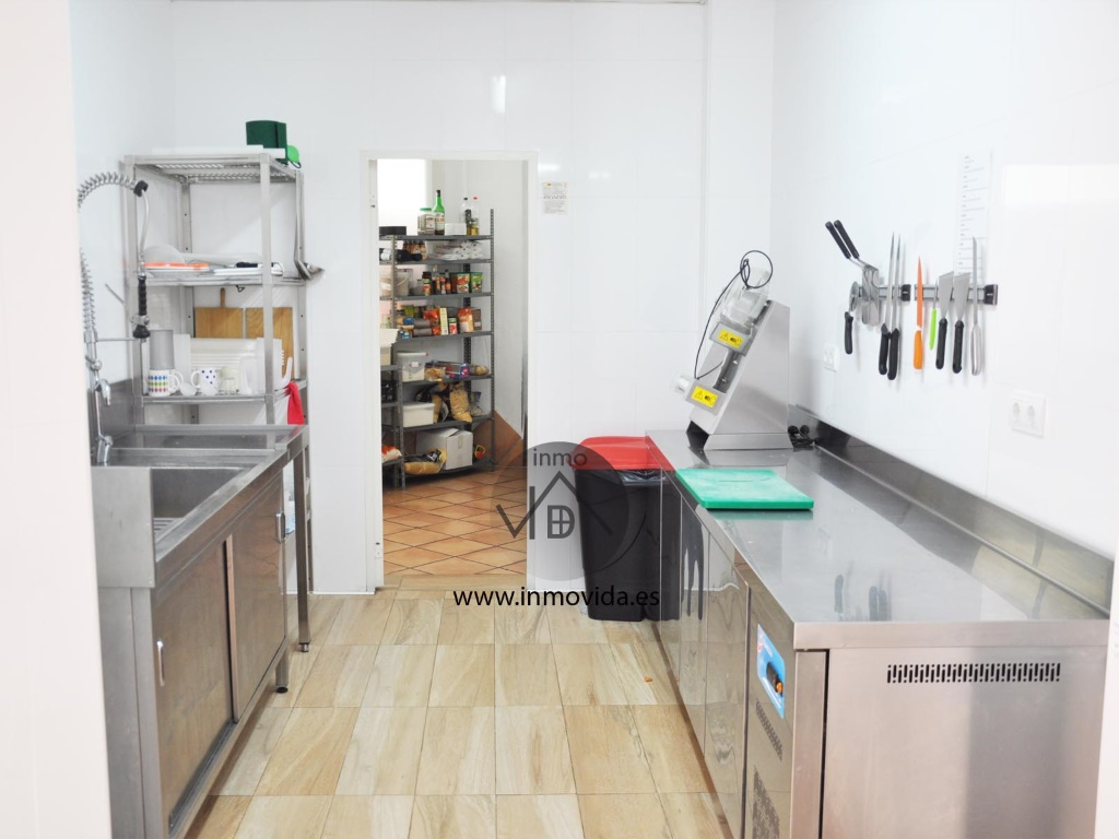 cocina local comercial xativa centro