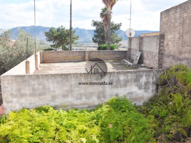 Casa en venta con patio en Cerdá
