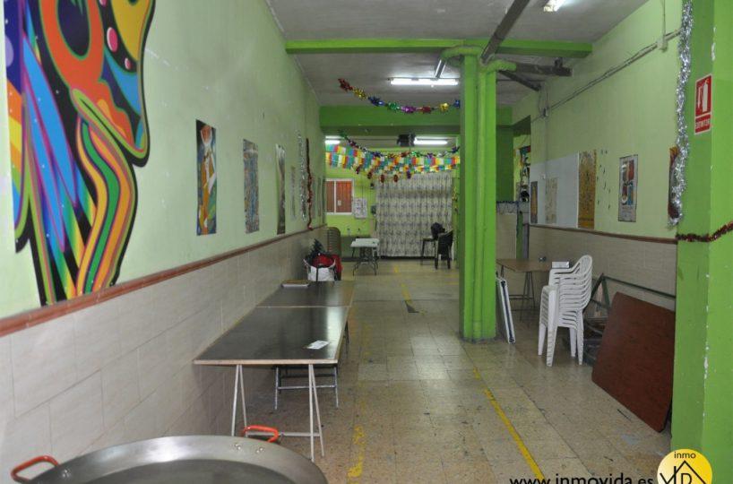Local comercial en Xátiva