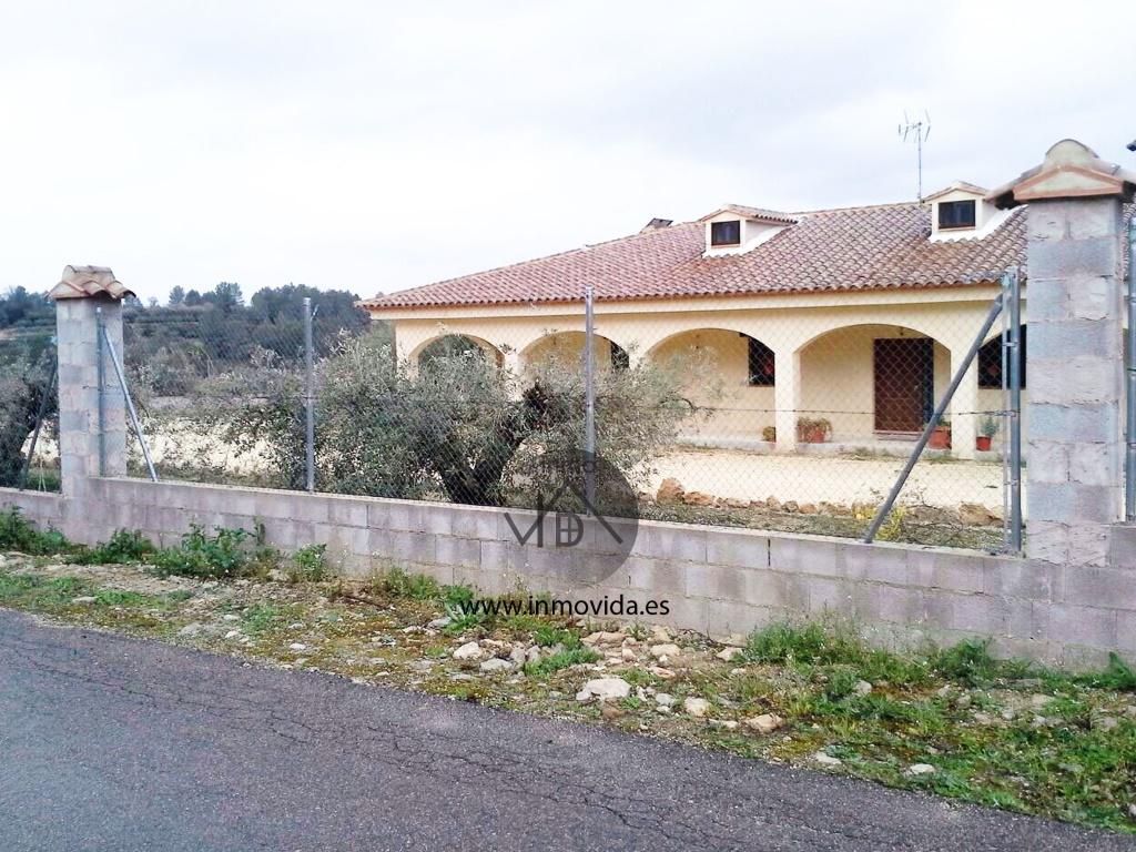 Chalet en Beniganim inmovida inmobiliaria
