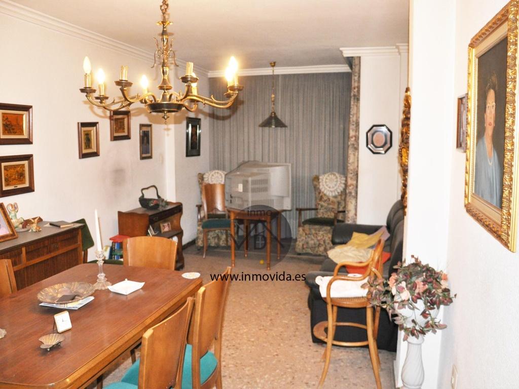 salon comedor piso centro xativa