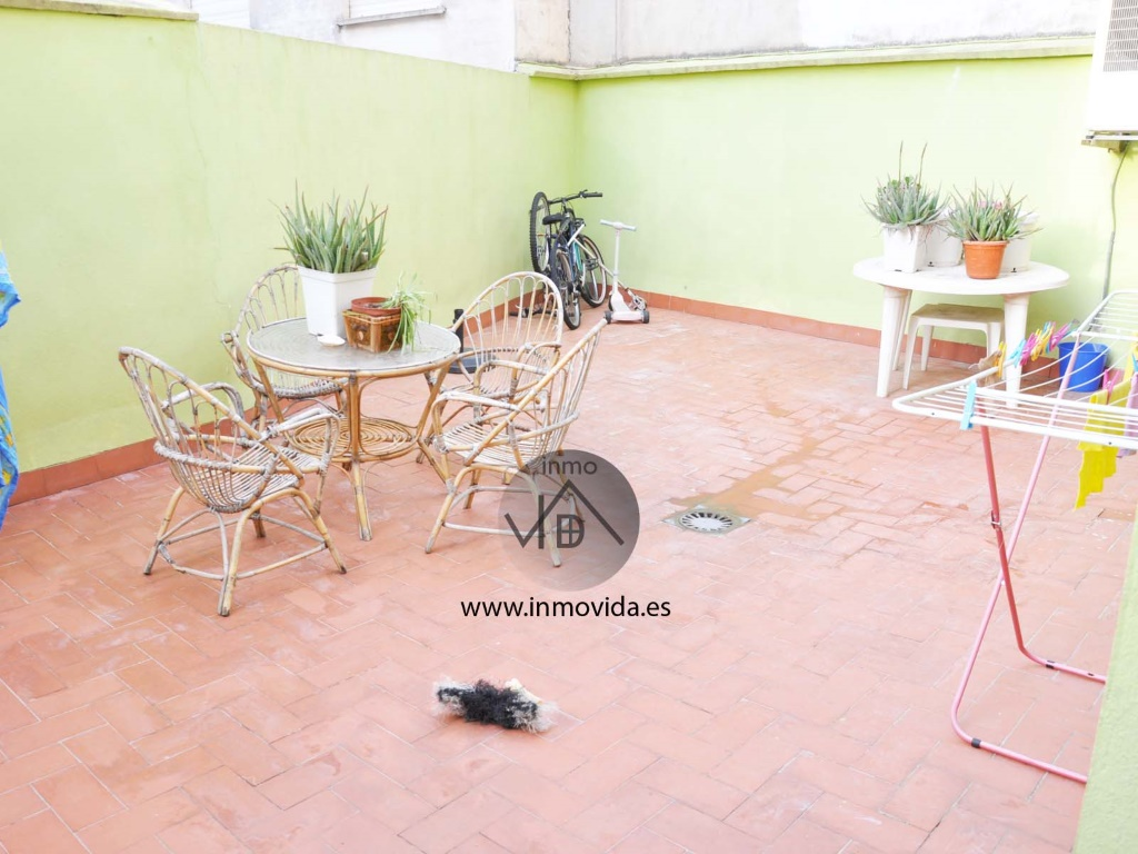 patio piso en venta zona españoleto