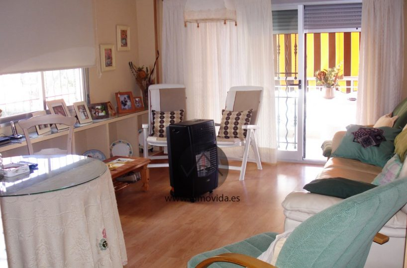 Apartamento en la playa Gandía
