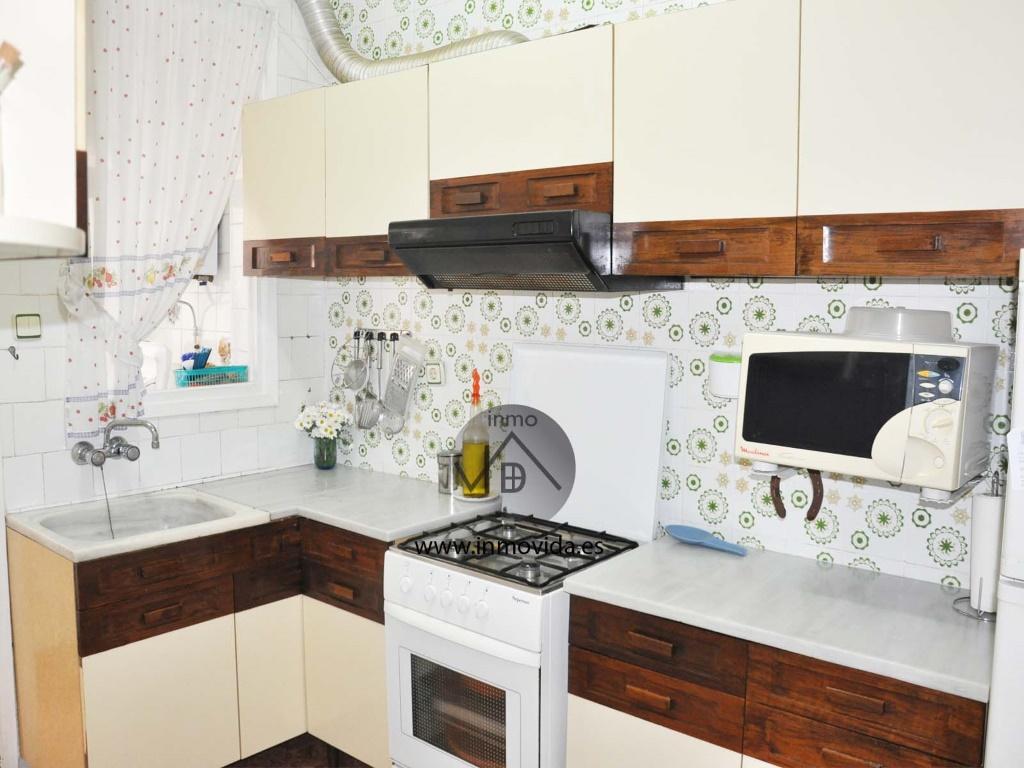 cocina piso en venta barato zona san felix inmovida
