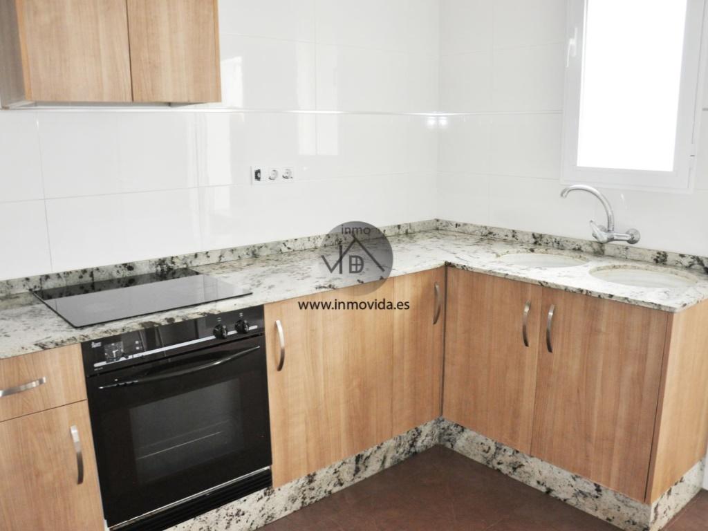 Cocina piso en venta en centro de Xátiva