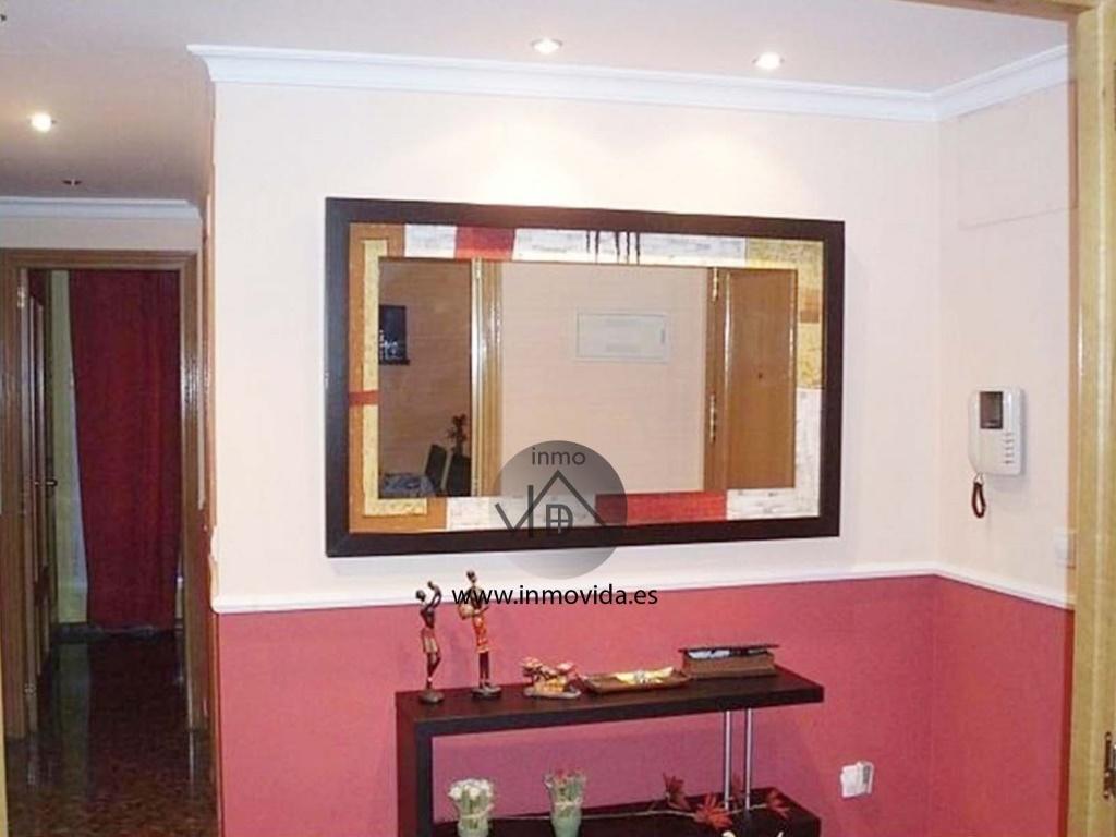recibidor piso en venta en xativa zona centro por inmovida inmobiliaria