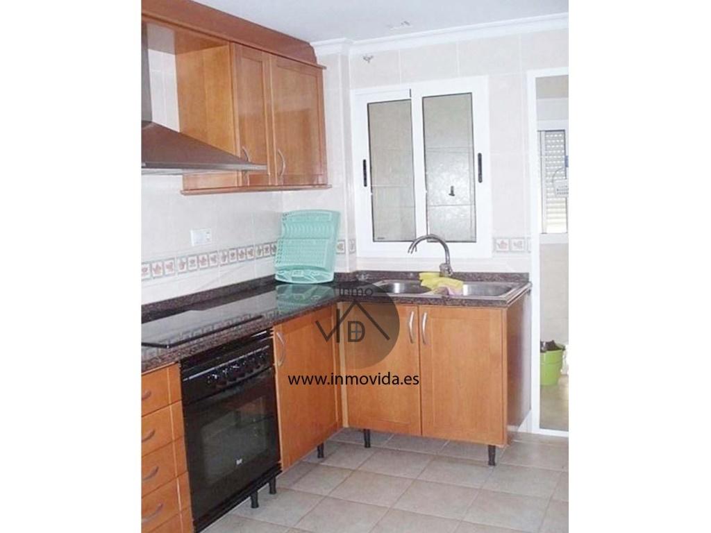 cocina piso en venta inmovida inmobiliaria