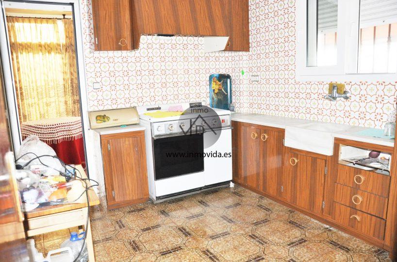 Cocina casa para vivir en Novetlé