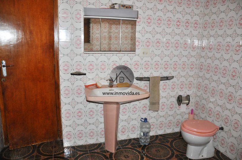 Baño casa en venta en Novetlé