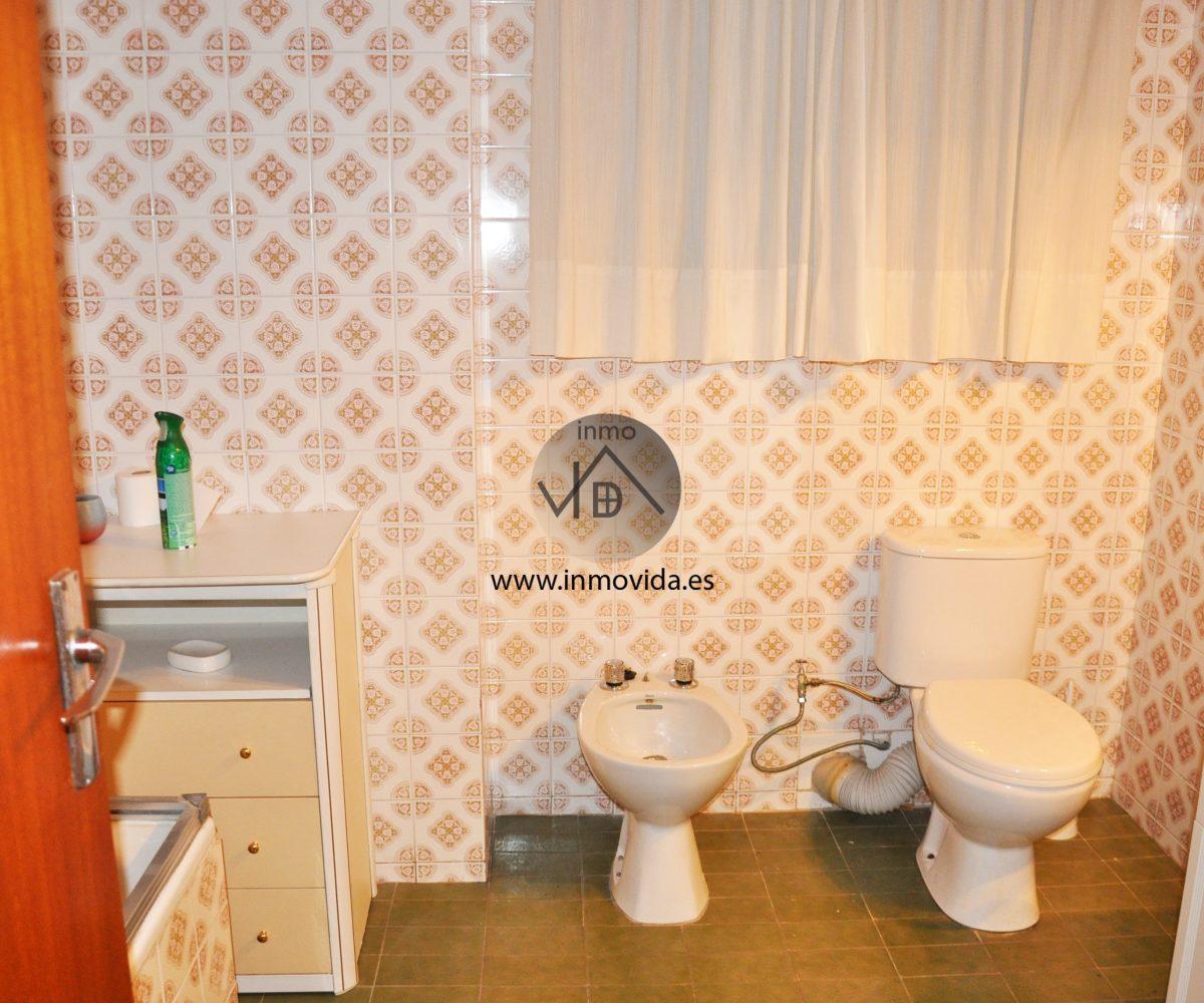Inmovida Inmobilairia baño piso en venta