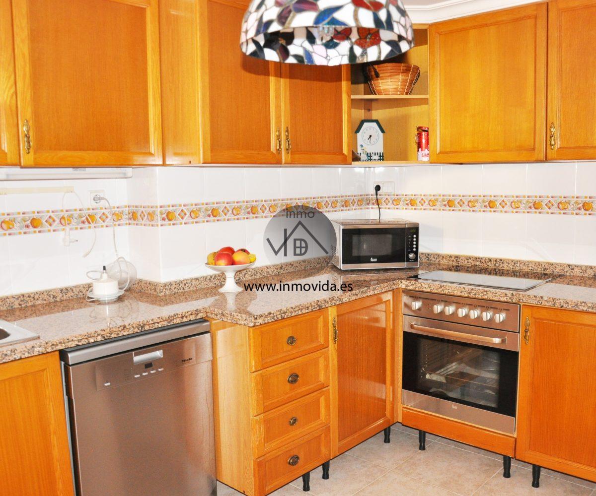Cocina piso en venta en Xátiva