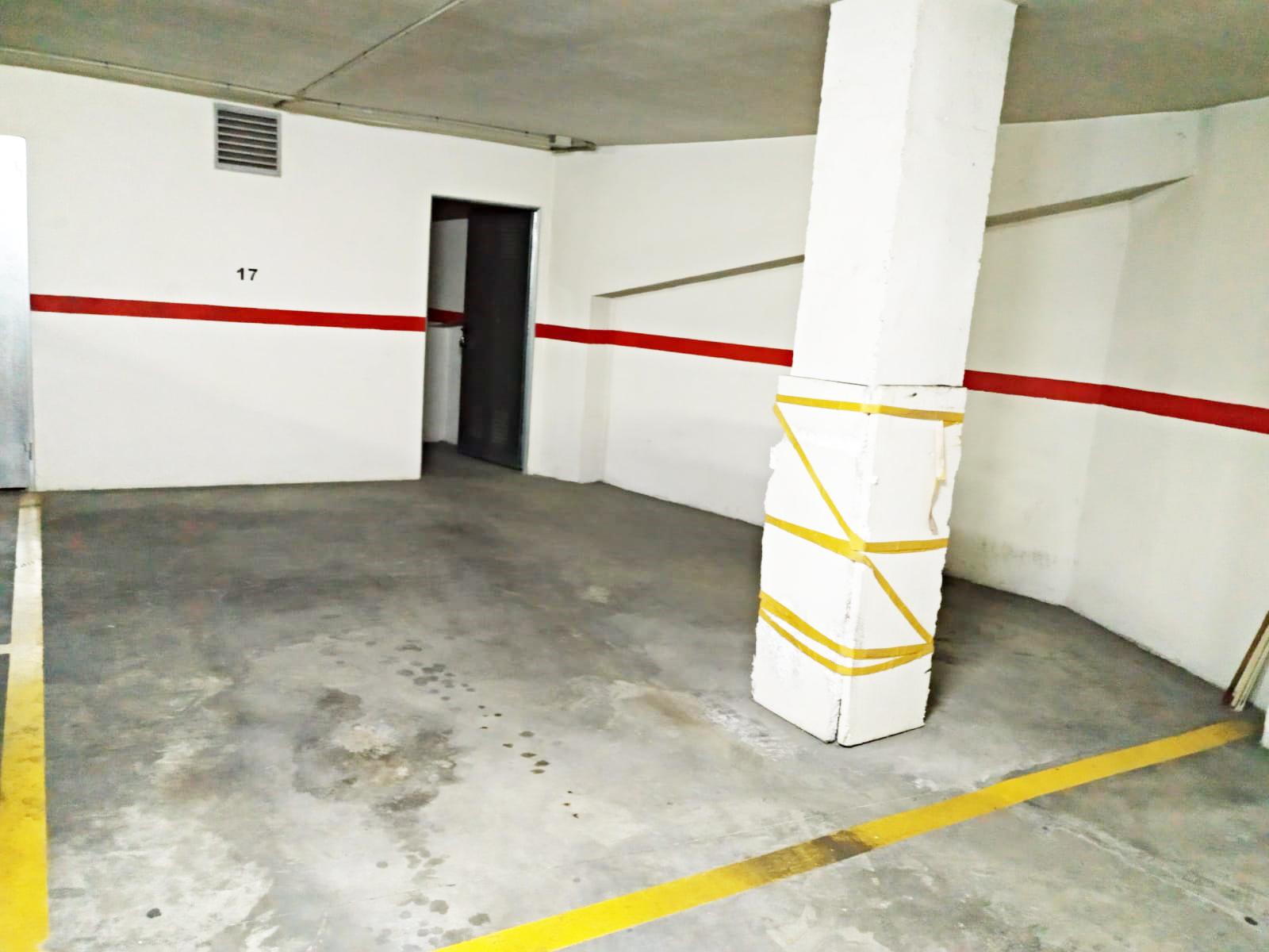 Alquiler de plaza de garaje con trastero en Xátiva Inmobiliaria Inmovida