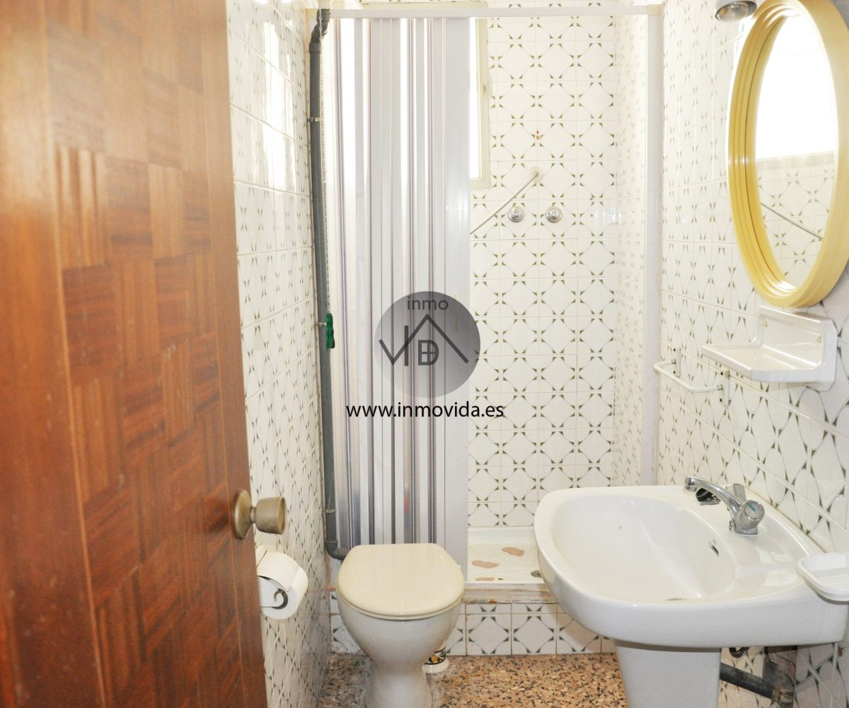 Baño piso en venta en Xátiva
