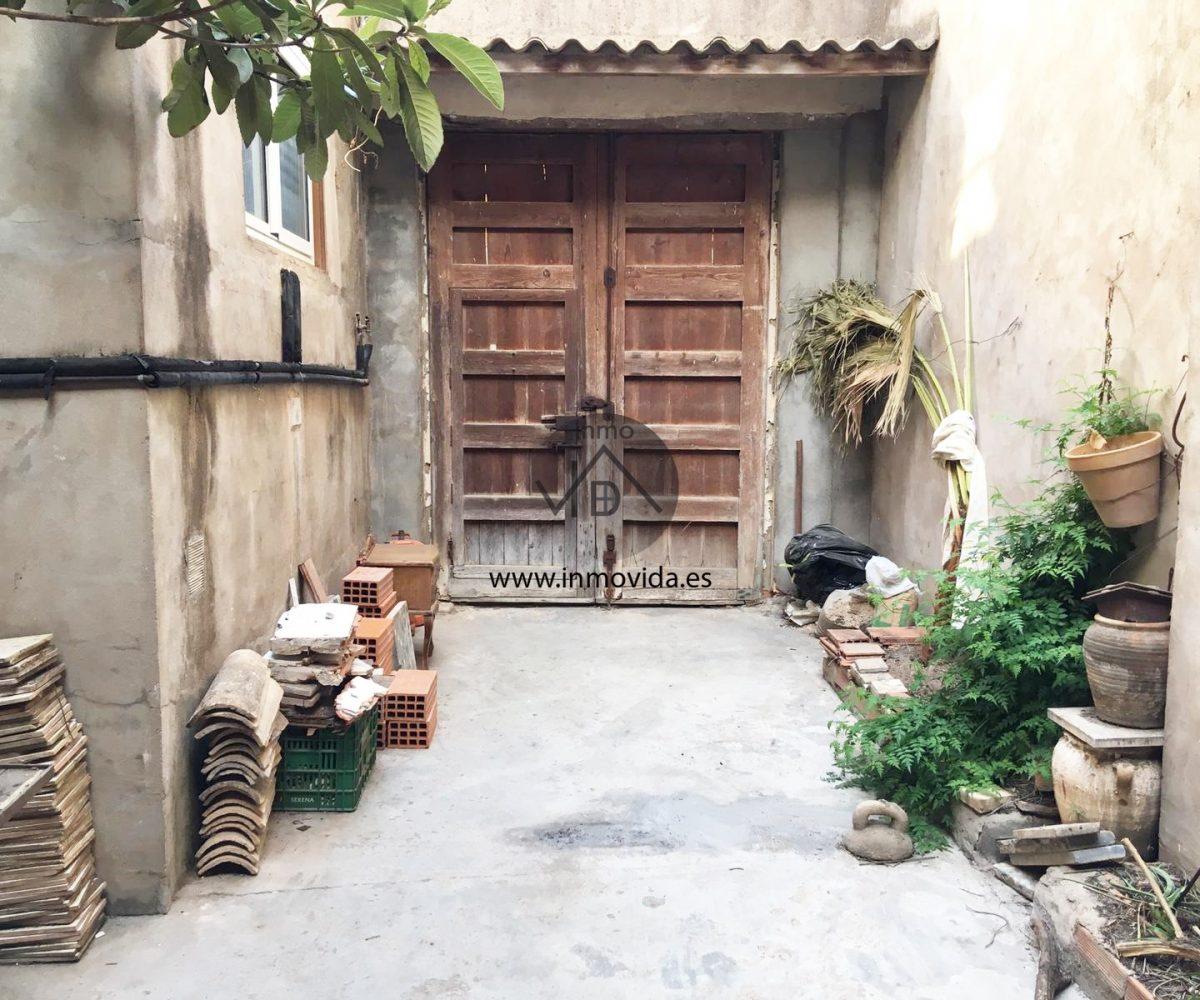 Patio de casa en venta en Antella
