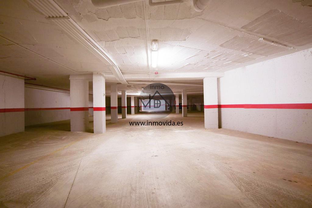 Garajes promoción de viviendas en venta a estrenar