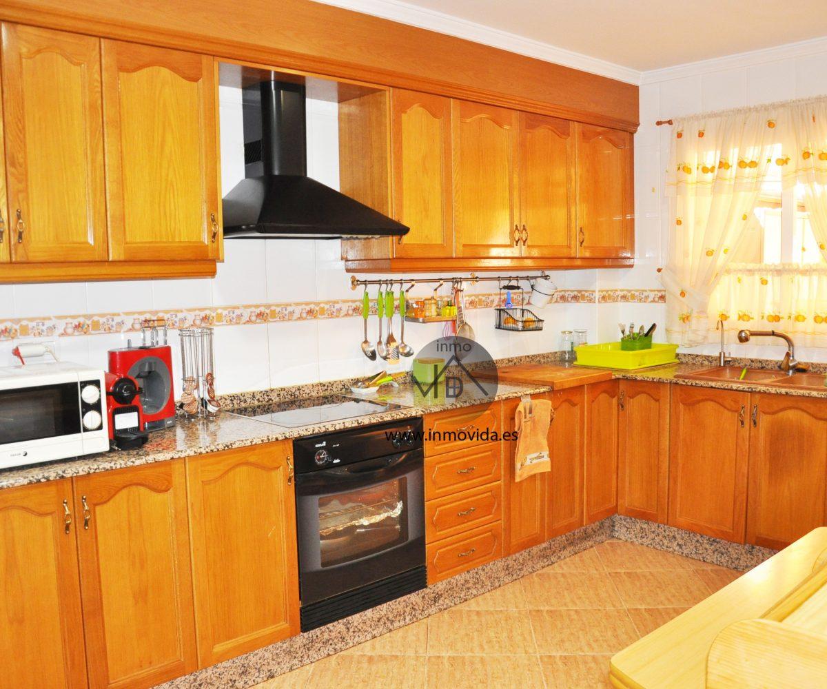 Cocina grande alcudia de crespins