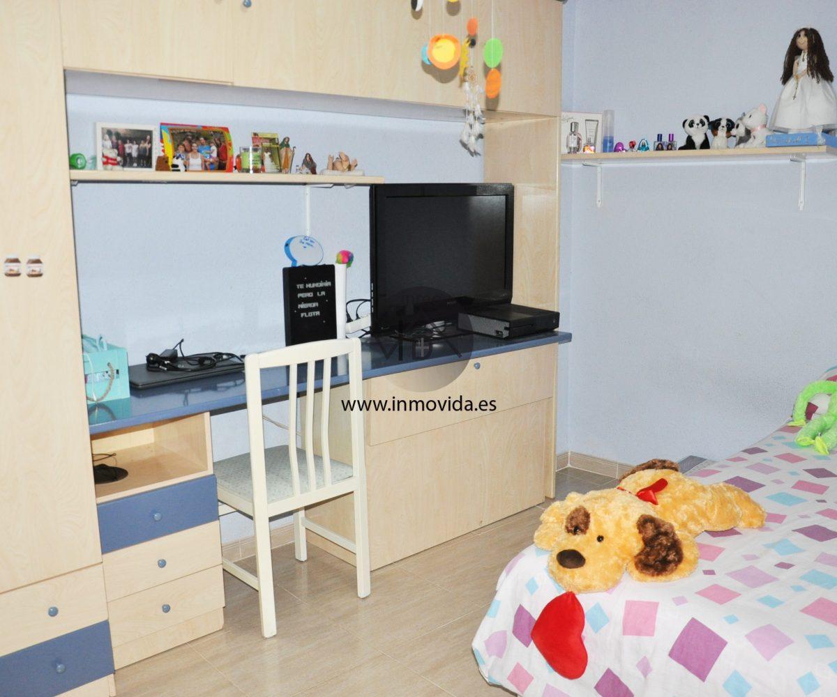 Dormitorio casa en La Granja de la Costera