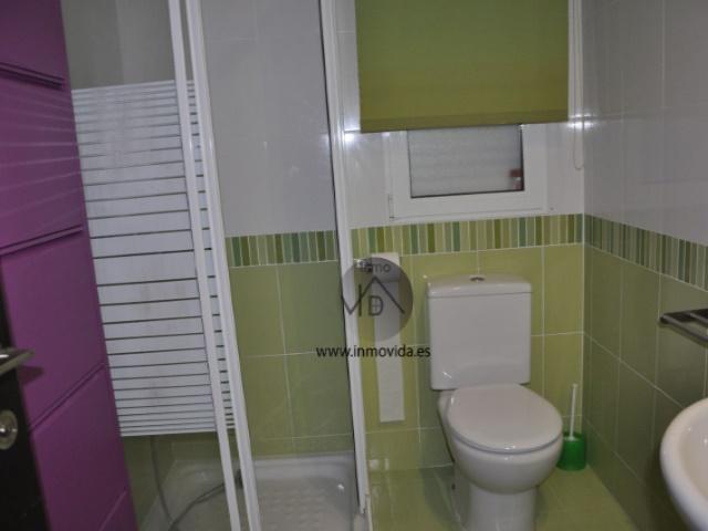 cuarto de baño invitados
