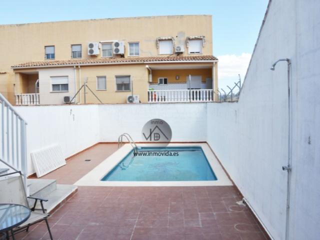 piscina casa llanera