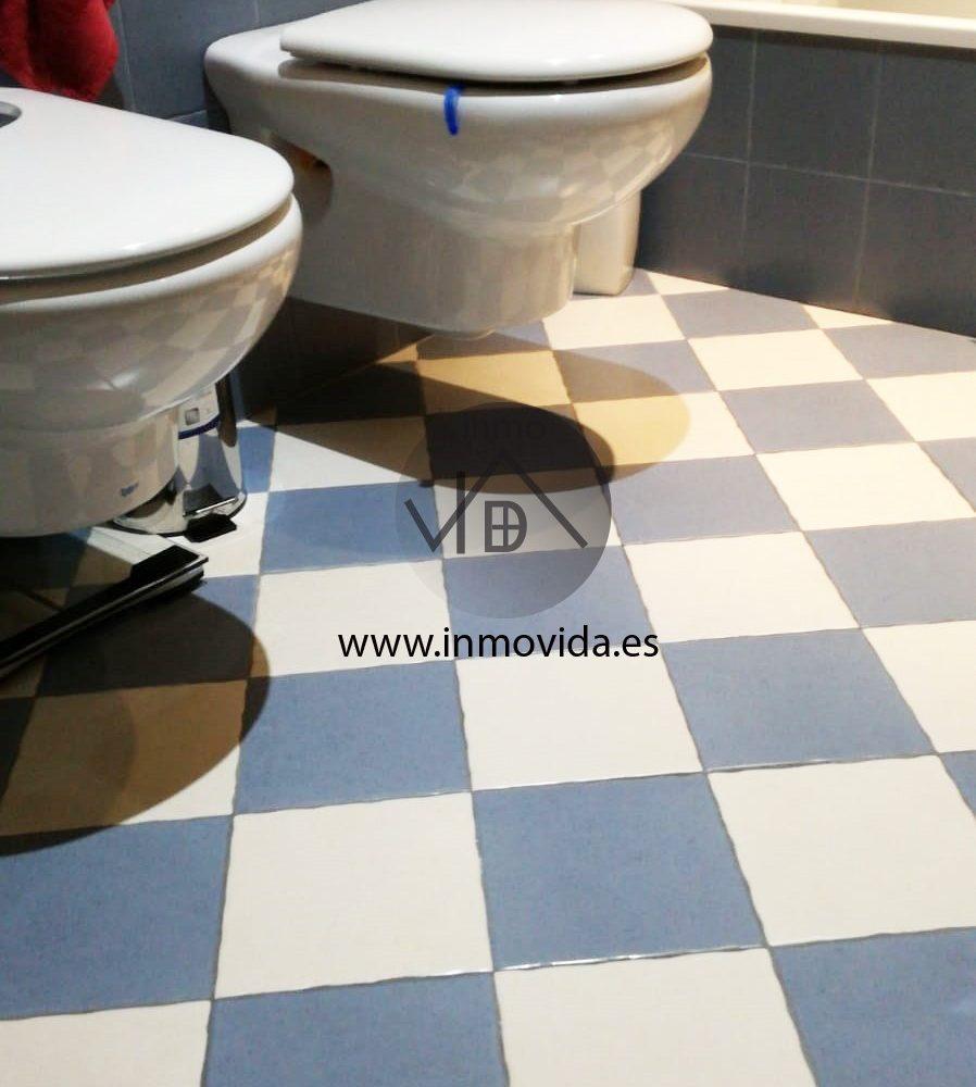 baño piso en xativa