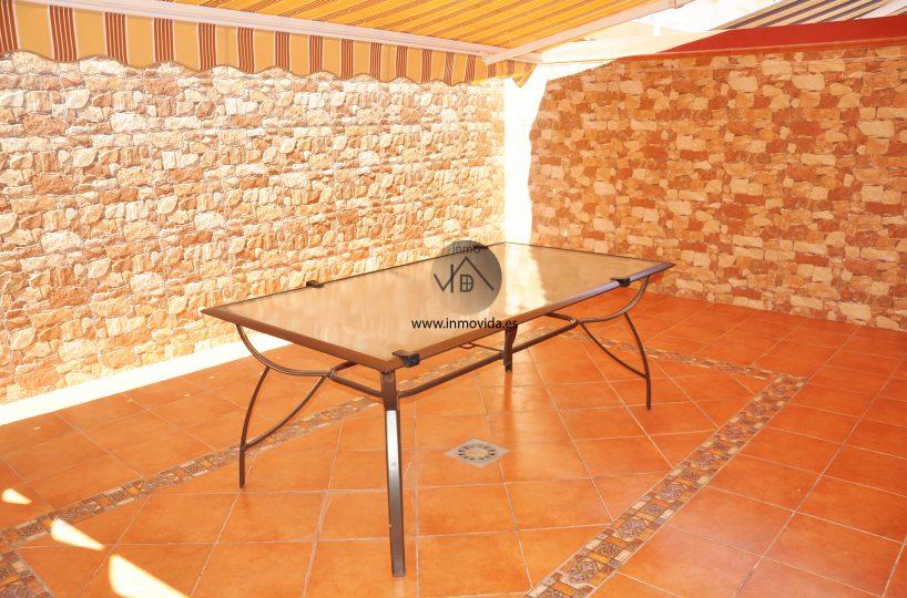 casa patio alcudia de crespins
