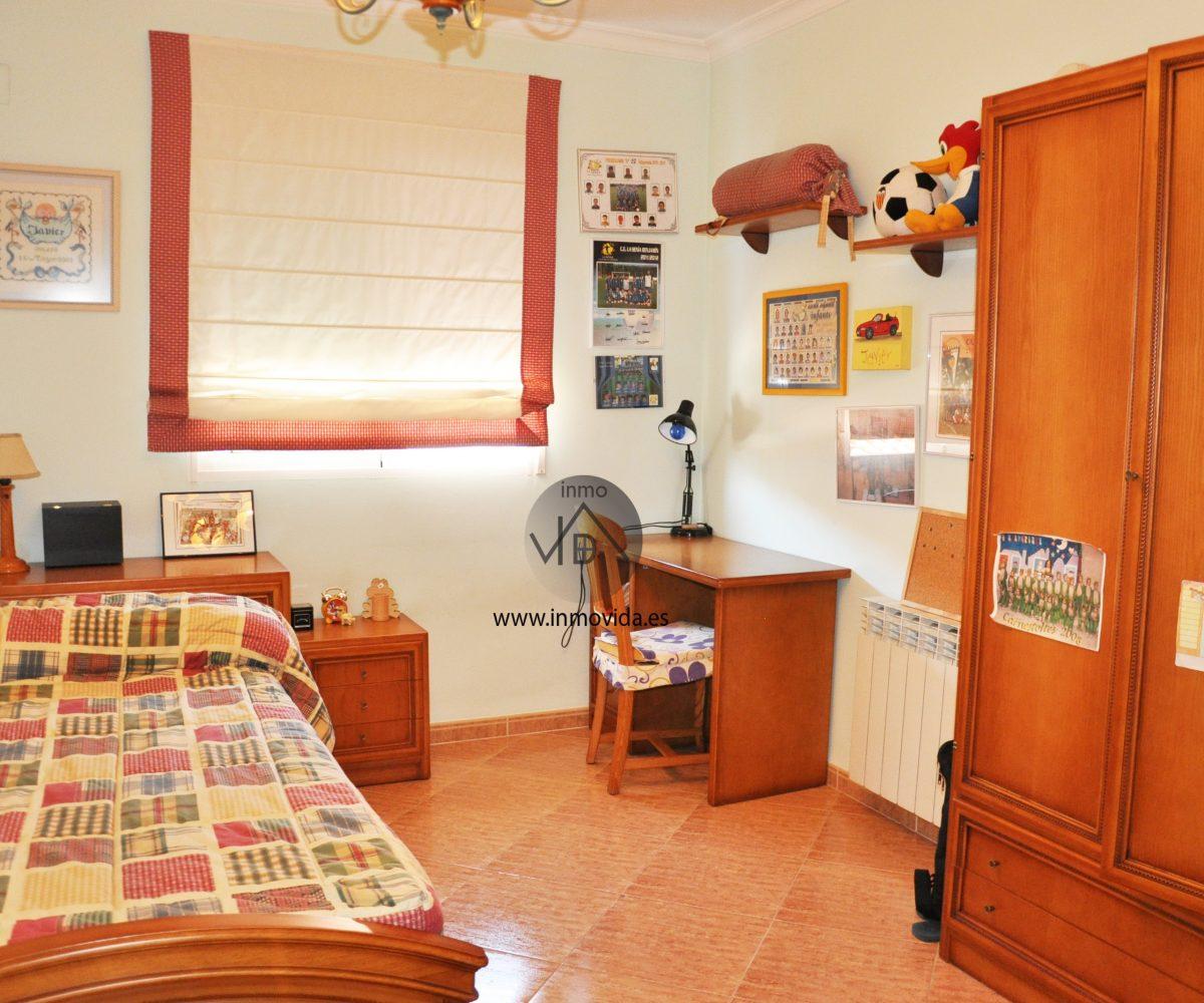 habitación individual inmovida