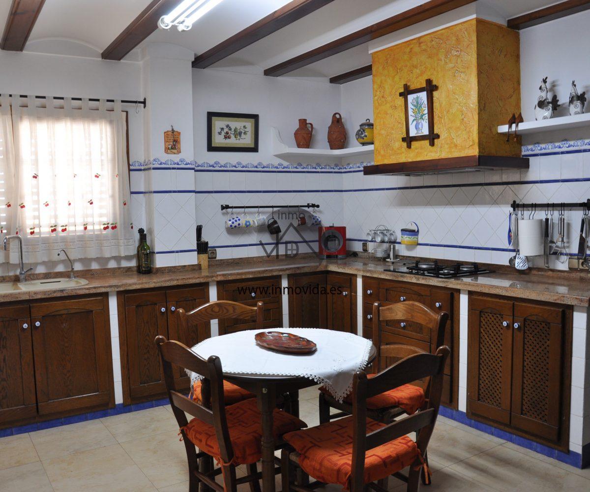 Cocina casa inmovida