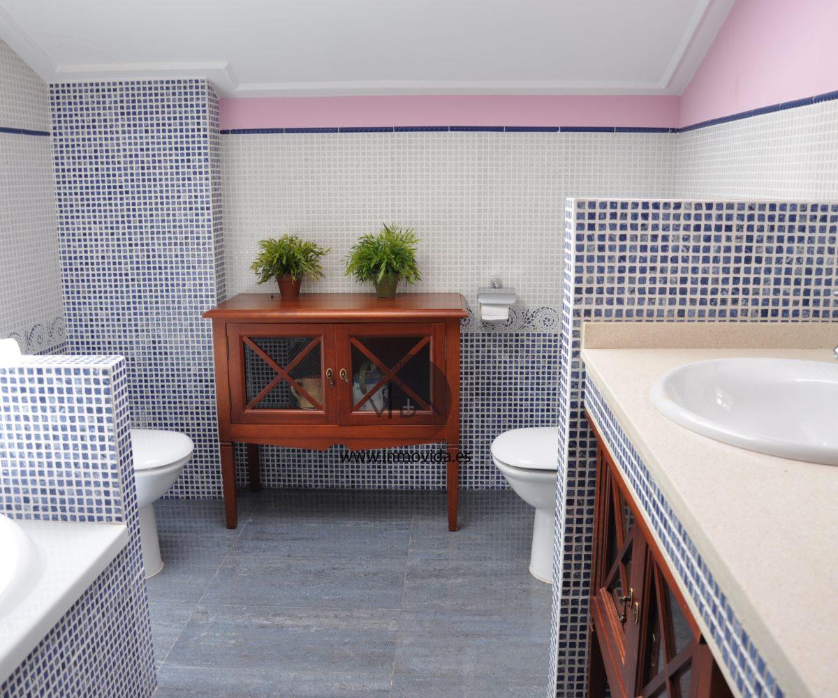 Cuarto de baño casa xativa