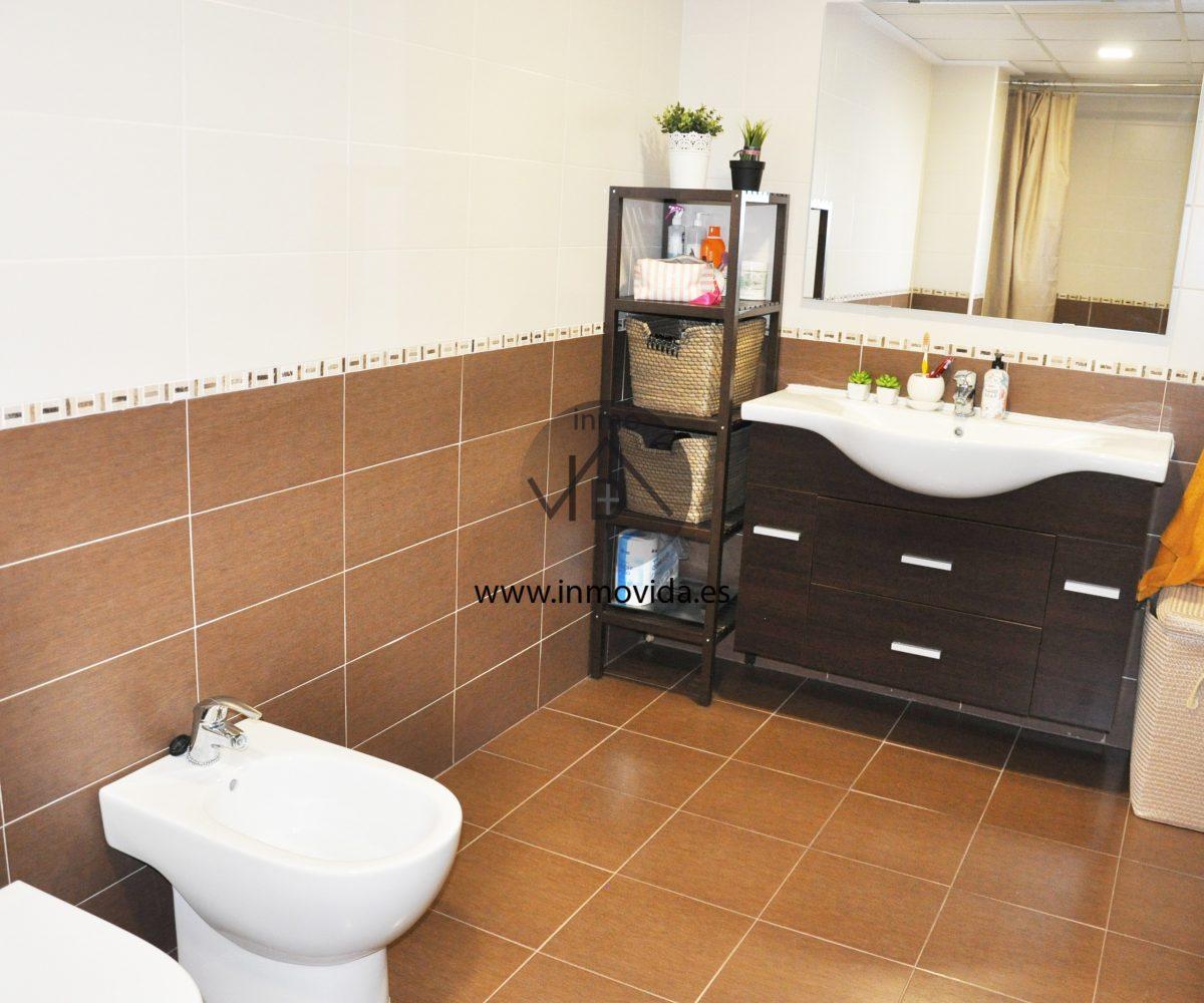 Baño piso en Xátiva