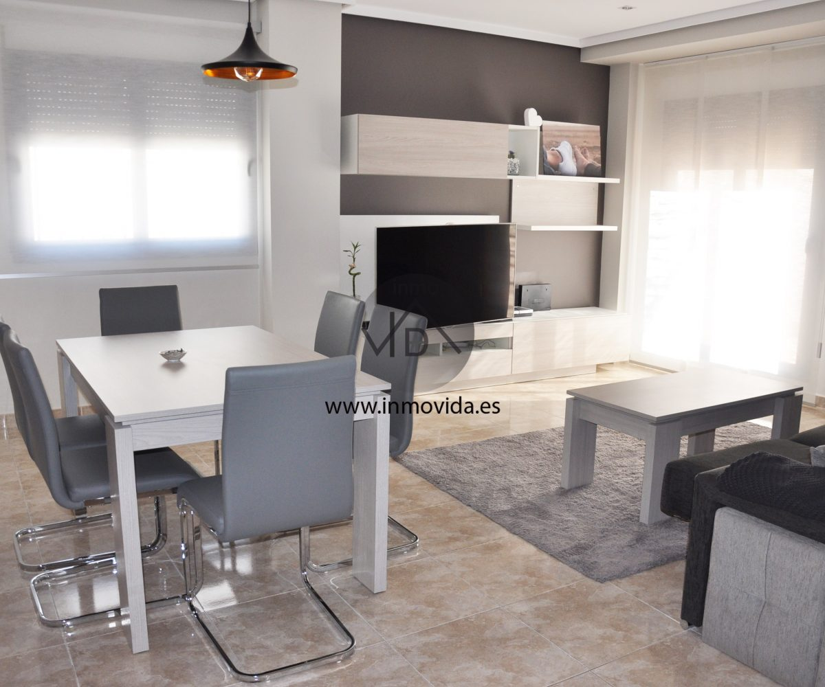 Inmobiliaria Inmovida vende piso en Xátiva