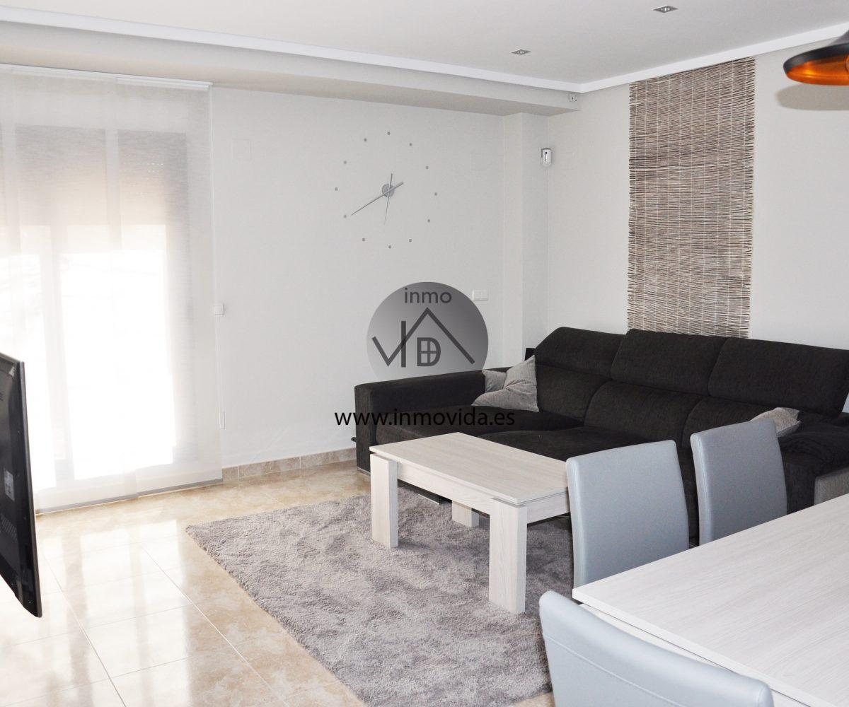 Salón comedor piso en venta en Xátiva