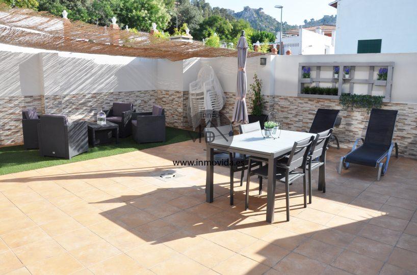 Piso con terraza en venta en Xátiva