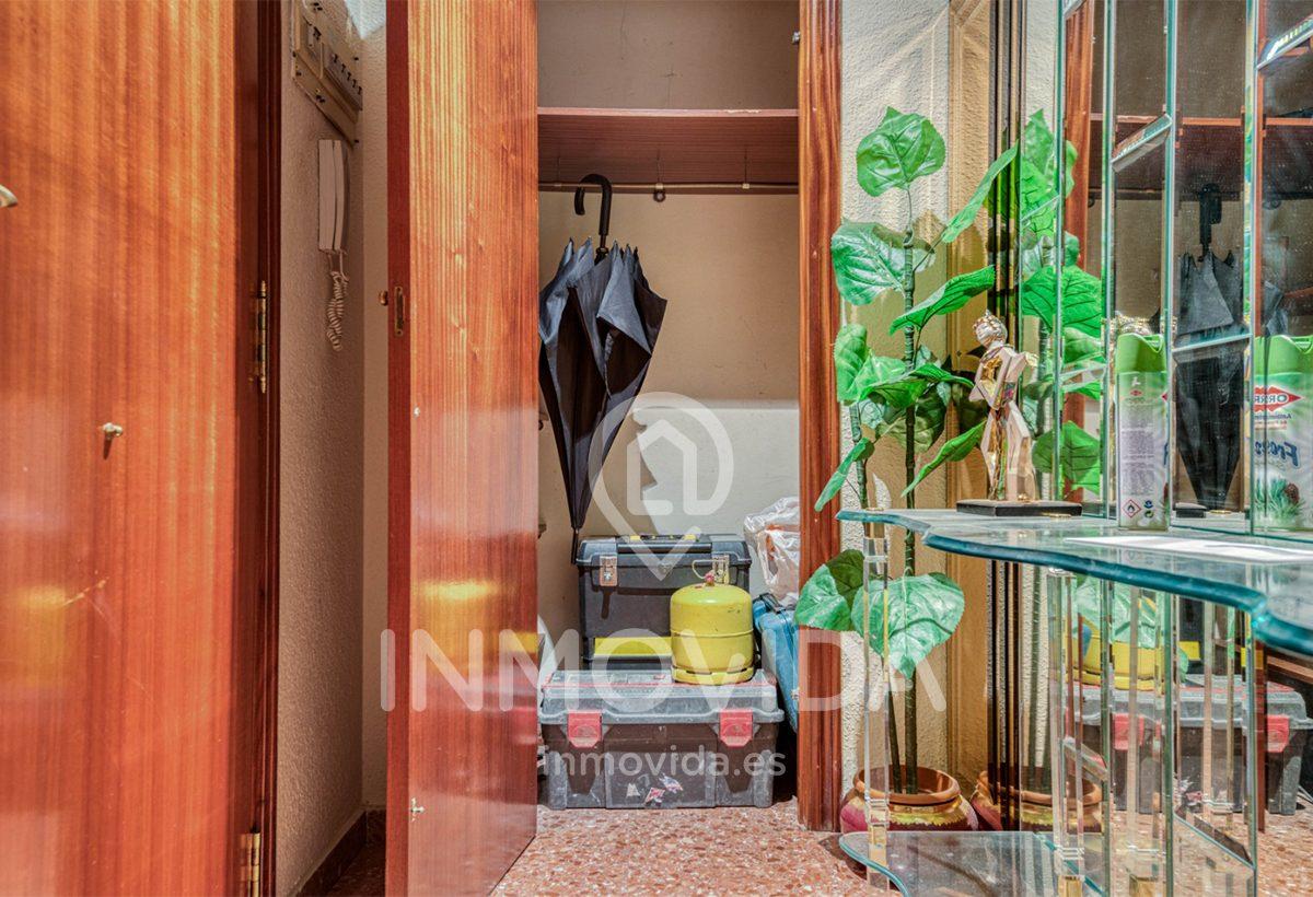 Recibidor piso en venta en Xátiva